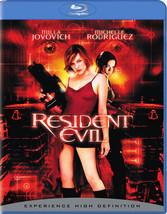 Resident Evil (Blu-ray/Ws 1.85 A/Dd 5.1/Eng-Hi-Sub/Fr-It-Sp-Po-Both)