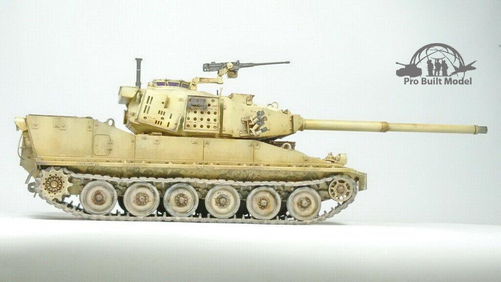 M8 Armored Gun System 1:35 Pro Built Model image 3