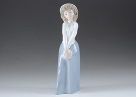 """NAO By lladro Too Cute , #1121,  02001121, 9"""" - $64.34"""