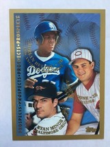 1998 Topps Adrian Beltre #254 Rookie Baseball Card NM Dodgers AARON BOONE - $7.99
