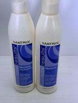 2x Matrix Total Results Moisture Hydration Shampoo 10.1 oz  - $20.78