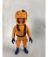 Vintage 1989 Ghostbusters Peter Venkman Fright Features Action Figure - $9.89