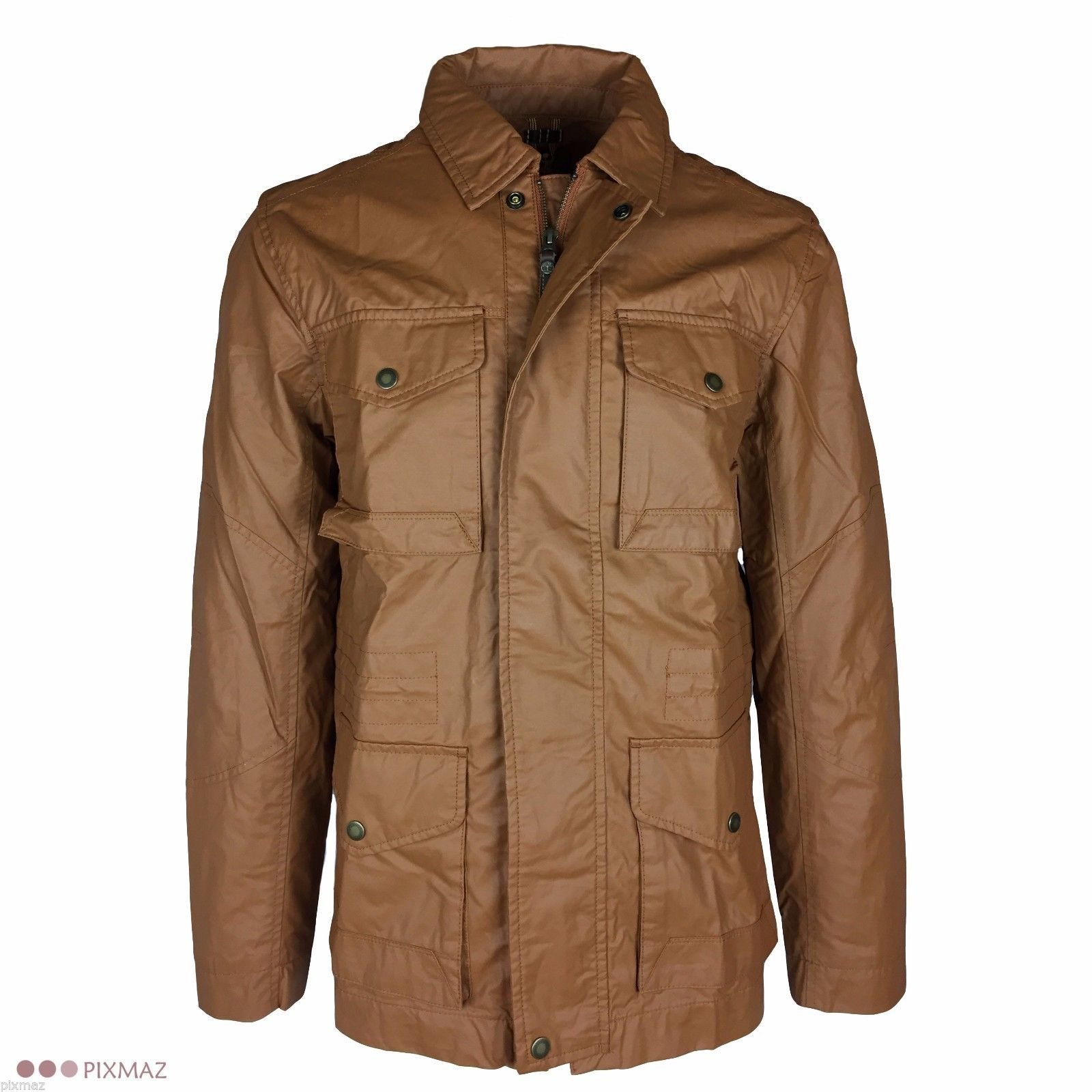 Timberland Men's Mount Wilson Field Fir Yellow Jacket Style #5513J