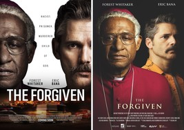 "The Forgiven Movie Poster Roland Joffé 2018 South Africa Film 13x20 24x36"" 32x48 - $10.88+"