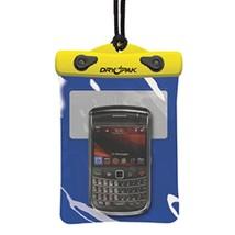 Dry Pak GPS/PDA/SmartPhone Case - Blue/Yellow - 5 x 6 - $20.14