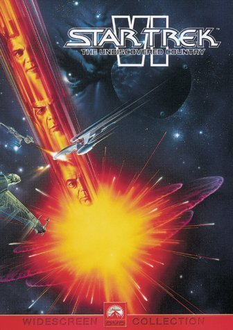 Star Trek VI - The Undiscovered Country [DVD] [1991]