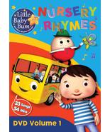 Baby Bum Volume 1 33 Songs 54 Minutes Kids Nursery NEW - $21.85