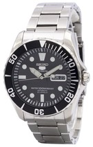 Seiko 5 Sports Automatic 23 Jewels Snzf17 Snzf17k1 Snzf17k  Men's Watch - $199.50
