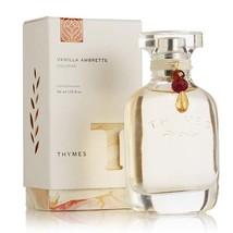 Thymes Vanilla Ambrette Cologne 1.75oz - $50.00