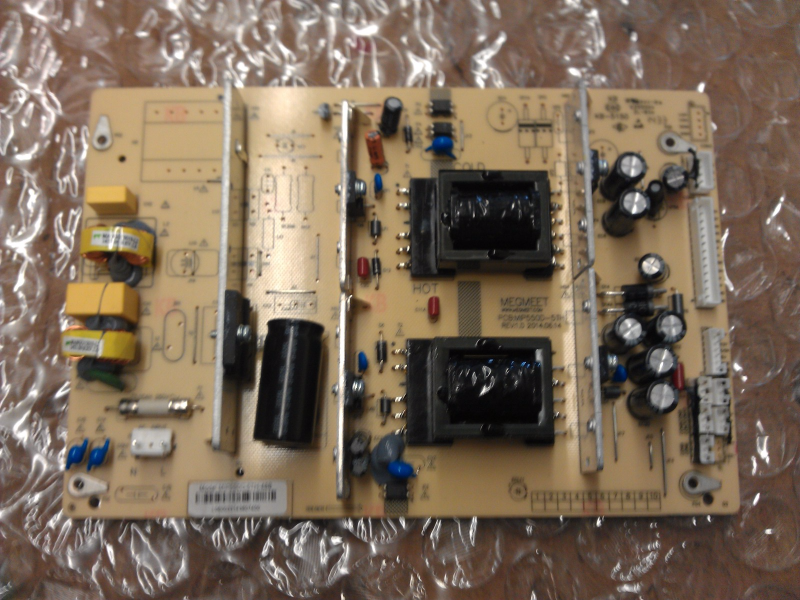 MIP550D-5TH-48B Power Supply Board From Westinghouse DWM48F1Y1 LCD TV​