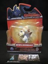 Bewilderbeast How to Train Your Dragon 2 Mini Action Figure Dreamworks  - $22.80