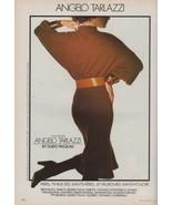 1983 Angelo Tarlazzi Guido Pasquali Marc Hispard Sexy Vintage Print Ad 1... - $6.33