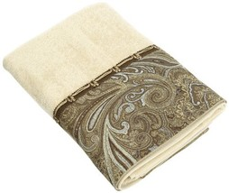 Avanti Linens Bradford Fingertip Towel, Linen - $12.72