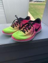 Nike Flex 2016 Run 845741-999 Womens Size 8 Shoes - $29.70