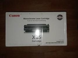 GENUINE Canon X25 8489A001 Toner Cartridge MF3100 3200 5500 5700 NEW OEM... - $36.96