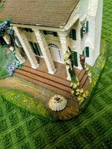 Hawthorne Gone With The Wind Tara-Scarlett's Pride House Figurine Plantation  image 6