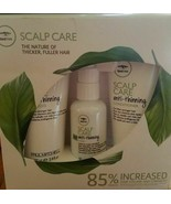 Paul Mitchell Tea Tree Scalp Care Shampoo & Conditioner Tonic Thicker Fu... - $29.69