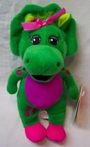 Barney Buddies SOFT BABY BOP DINOSAUR Plush Stuffed Animal TOY NEW - $19.80