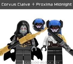 Superhero Compatible Legoinglys Carvus + Proxima Building Block Toy - $1.75
