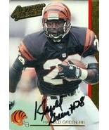 Harold Green autographed Football Card (Cincinnati Bengals) 1992 Action ... - $14.00