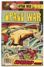 Space War #31 1978- Steve Ditko cover- Charlton Comics- FN - $25.22