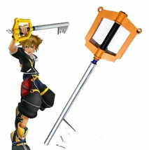 Kingdom Heart Solamic Key Cosplay Anime Weapon PU Foam Toys - $45.03
