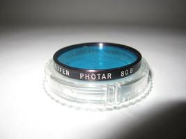 Tiffen Photar 80B Series #6 Filter Lens (Madw in USA) - $6.60