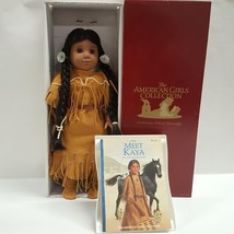 American Girl Doll Kaya Historical with Box Pleasant Company - $118.74