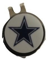 NFL Dallas Cowboys Hat Clip Golf Ball Marker - $3.99