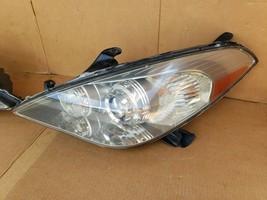 07-08 Toyota Solara HID Xenon Headlight Lamp Matching Set Pair L&R - POLISHED image 2