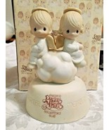 """1979 ENESCO PRECIOUS MOMENTS CHARTER MEMBER """"BUT LOVE GOES ON FOREVER"""" F... - $19.75"""