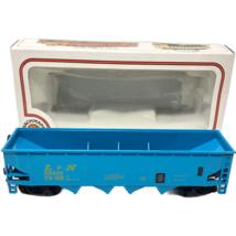 NIB Bachmann #43 1006 41 HO Scale L & N Blue Hopper Train Car #38525 - $19.79