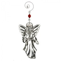 Waterford Crystal 2016 Angel Annual Ornament with Enhancer New # 40015634 - $61.38
