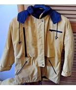 Ladies black and gold Pittsburgh Steelers jacket  size S from London Fog - $49.99