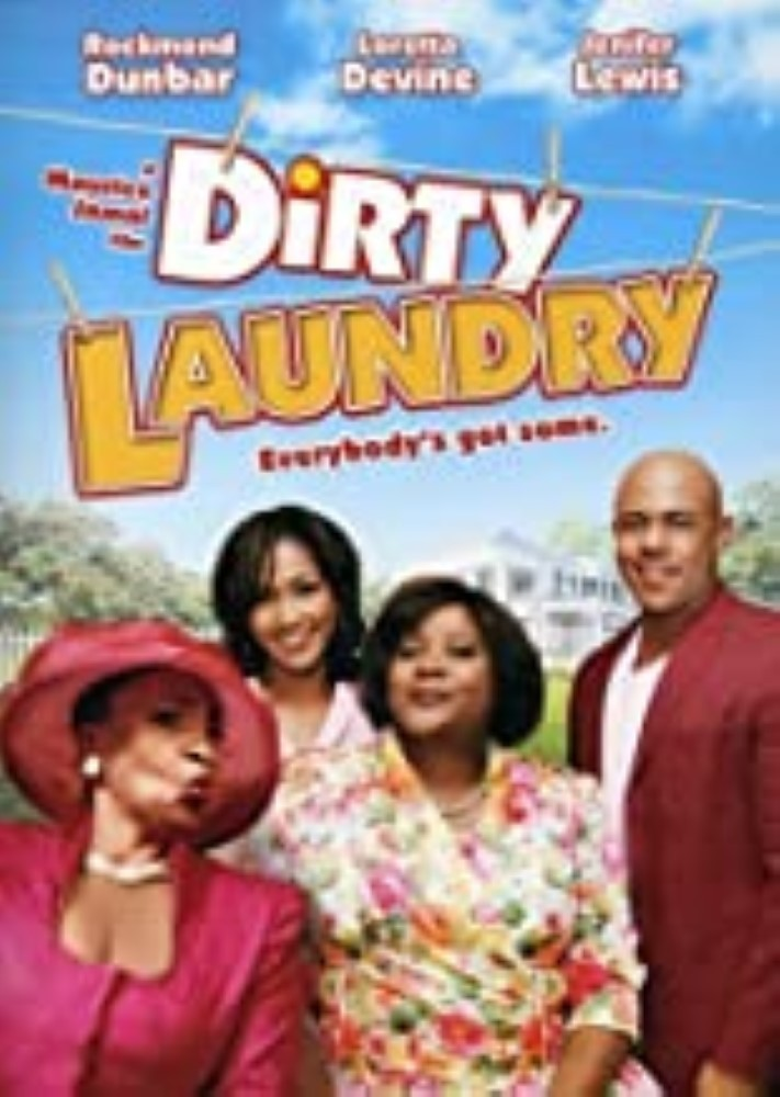Dirty Laundry Dvd