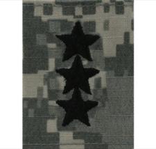 Genuine U.S. Army Gortex Tab Rank: Lieutenant General (O-9) - Acu Jacket - $9.88
