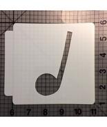 Music Note Stencil 101 - $3.50+
