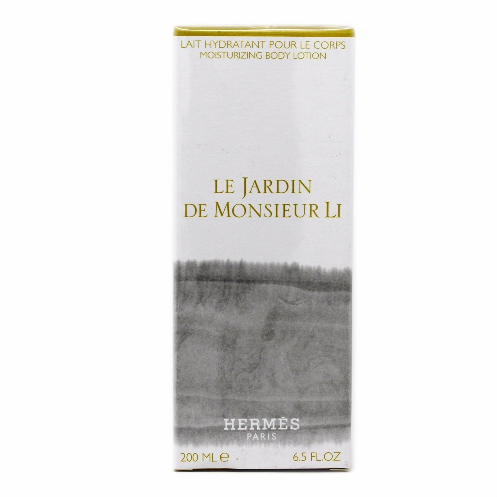 HERMES LE JARDIN DE MONSIEUR LI MOISTURIZING BODY LOTION 200 ML/6.5 OZ NIB-32123