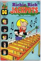 Richie Rich Jackpots #9 ORIGINAL Vintage 1972 Harvey Comics  - £7.22 GBP