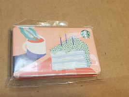 Lot Of 15x Starbucks Gift Card 2020SPRING Birthday Not Activated No Value - $18.69