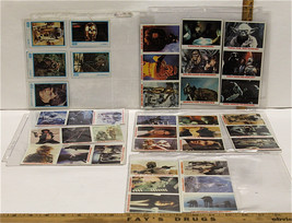 Vintage 1980 Star Wars ESB Trading Cards Complete Set Burger King Premiu... - $21.03