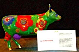 CowParade La Vache Effleure Westland Giftware AA-191897 Vintage Collectible