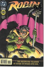 Robin Comic Book #34  Batman DC Comics 1996 NEW UNREAD NEAR MINT Pre-Bagged - $3.50