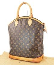 Authentic LOUIS VUITTON Lockit Vertical Monogram Tote Hand Bag Purse #32798 - $595.00