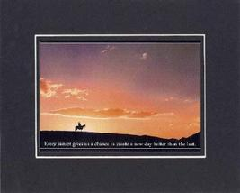 Touching and Heartfelt Poem for Motivations - [Every sunset gives us a chance to - $10.84