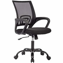 Ergonomic Mesh Computer Office Desk Midback Task Chair w/Metal Base, One... - $81.95