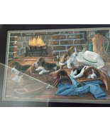 """The Wranglers"" Randy McGovern Limited Edition Signed and numbered in gold. - $55.00"