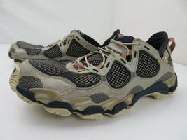 New Balance Revenge Running Shoes Men's Size 8 Gray Blue SM720NV - $24.74
