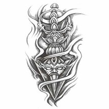 Tattoo Design Fashionable Tattoo Stickers Individual Styles Temporary Tattoos