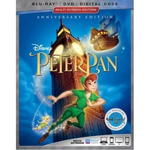 Disney's Peter Pan (Bluray + DVD, No Digital) Like New - $14.95